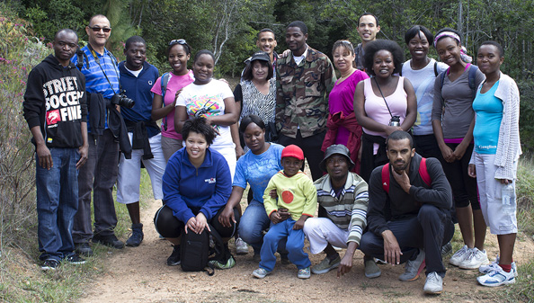 AMEN Hike - Newlands to Kirstenbosch