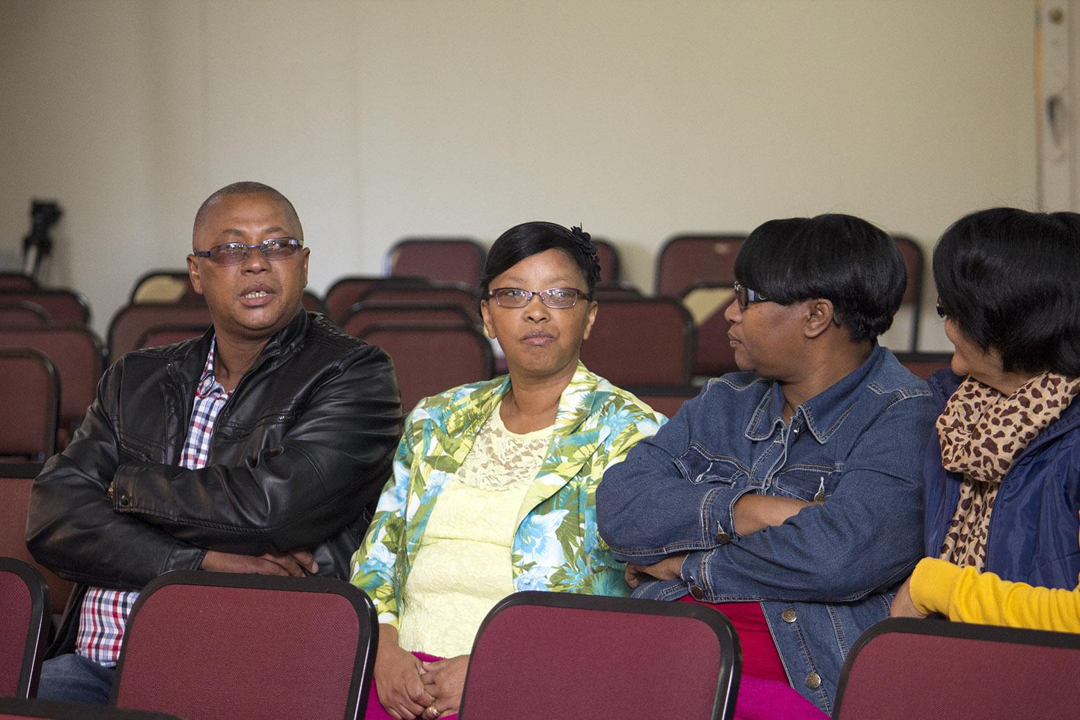 Congregation Members