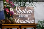 Shaken but not Forsaken